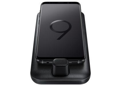 Эван Блэсс опубликовал изображения док-станции DeX Pad для Samsung Galaxy S9. Смартфон сохранит аудиоразъём 3,5 мм