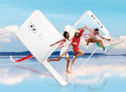 Смартфон ASUS ZenFone 5 Lite получит двойную камеру для селфи с 20-мегапиксельными сенсорами