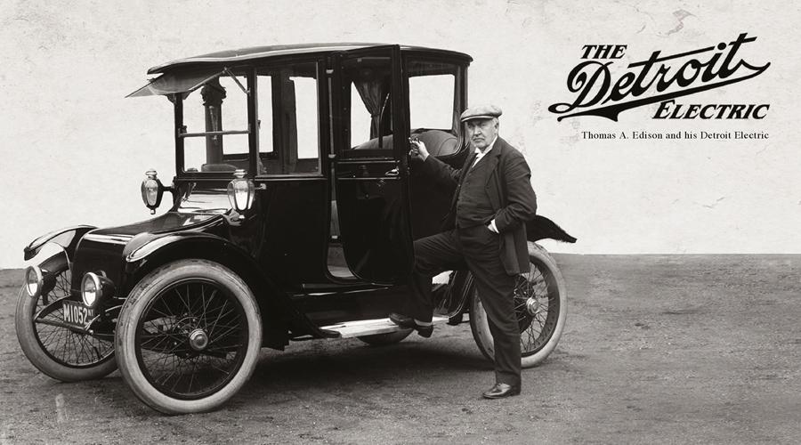 Интересный факт: В 1900 году более трети (38%) всех американских автомобилей были электрическими, 40% – паровыми и только 22% – бензиновыми