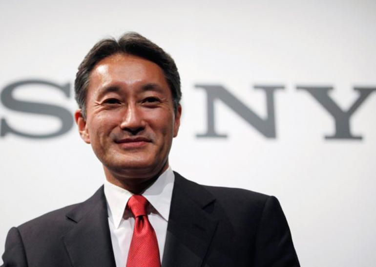 Кадзуо Хираи покидает пост гендиректора Sony