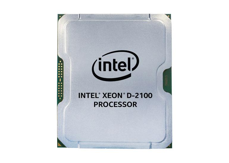 Intel анонсировала производительный процессор Xeon D-2100 для систем хранения данных включающий до 18 вычислительных ядер