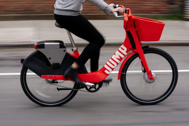 Uber запустил сервис для аренды велосипедов