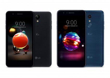 LG покажет на MWC 2018 обновлённые смартфоны K8 и K10