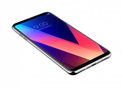 LG рассказала о функциях ИИ для камеры новой модели смартфона V30