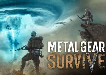Опубликован релизный трейлер игры Metal Gear Survive, которая станет доступной для прохождения с завтрашнего дня