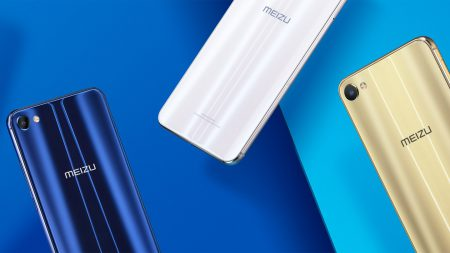 ќфициально: —мартфон Meizu X2 получит процессор Snapdragon 845 и выйдет в конце 2018 года по цене $470