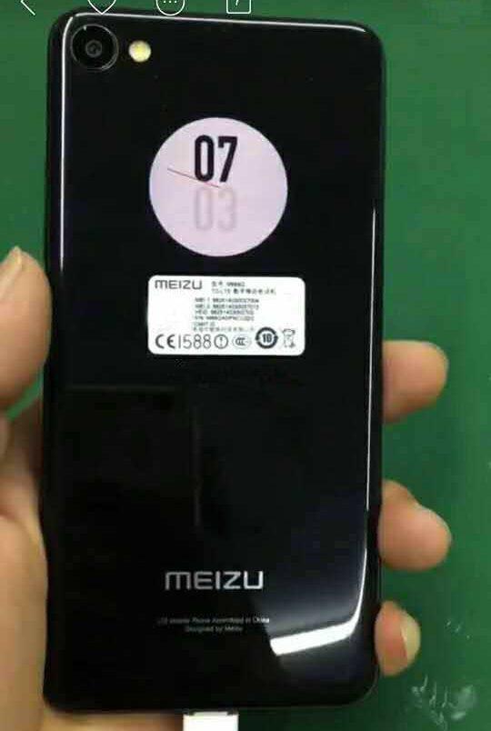 Официально: Смартфон Meizu X2 получит процессор Snapdragon 845 и выйдет в конце 2018 года по цене $470