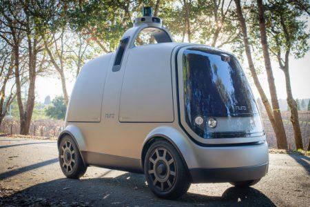 """Два выходца из Google основали стартап Nuro, который разрабатывает беспилотный фургон для доставки заказов и посылок в пределах """"последней мили"""""""