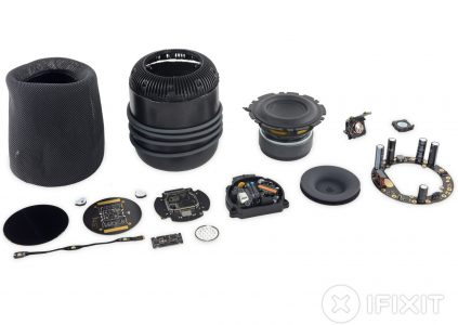 iFixit поломали Apple HomePod в процессе разборки