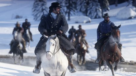 Rockstar Games во второй раз перенесли выход Red Dead Redemption 2, новая дата релиза — 26 октября 2018 года