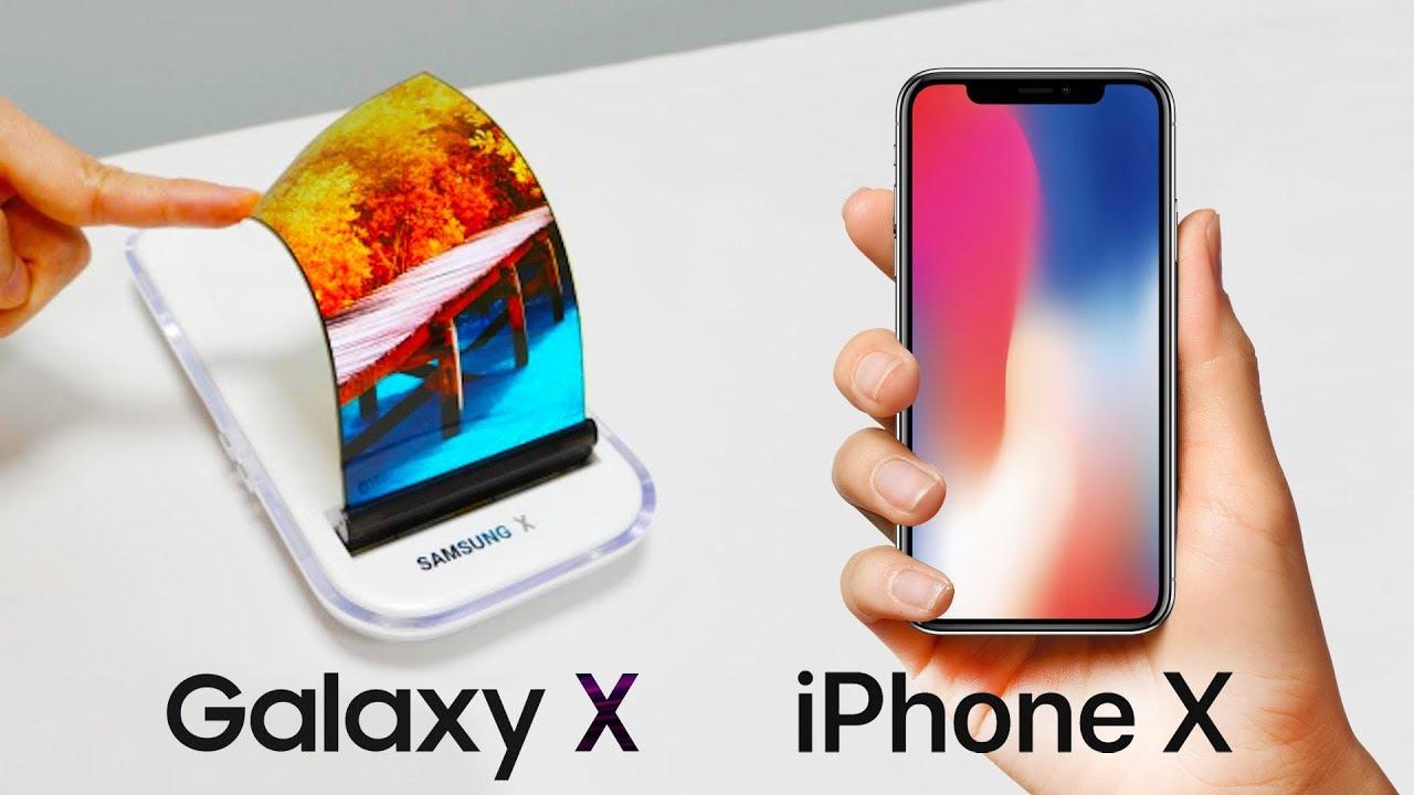 Слухи Смартфон Samsung Galaxy S9 станет последним в линейке S следующий флагман назовут Galaxy X
