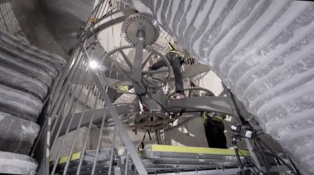 Началось строительство 150-метровых механических часов Джеффа Безоса за $42 млн, которые должны проработать минимум 10 тыс. лет