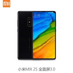 """Утечка: Смартфон Xiaomi Mi Mix 2S получит свежий дизайн с фронтальной камерой в """"уголке"""", процессор Snapdragon 845, 256 ГБ памяти и фотомодуль Sony IMX363"""