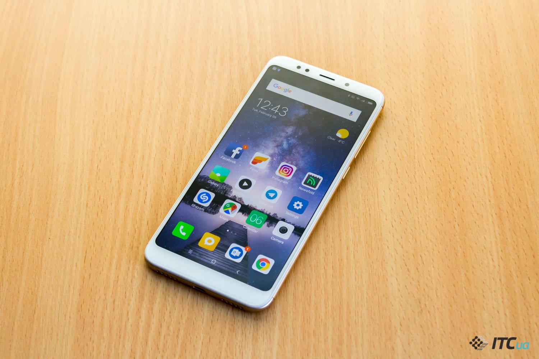 dad31f03c543 Обзор смартфона Xiaomi Redmi 5 Plus (Redmi Note 5) - ITC.ua