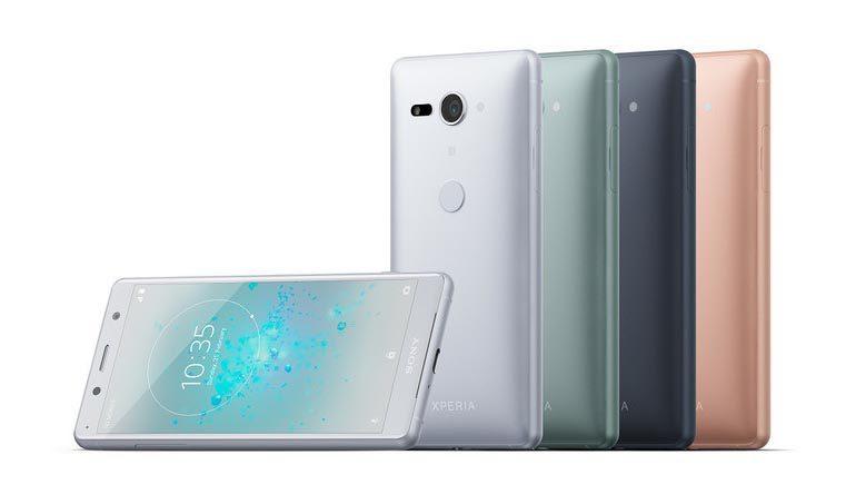 Sony официально представила флагманский смартфон Xperia XZ2 и его уменьшенную модификацию Xperia XZ2 Compact