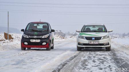 В Беларуси будут собирать китайские электромобили Zotye E200EV и Z500EV с запасом хода до 250 км и ценниками $17 тыс. и $22 тыс. соответственно