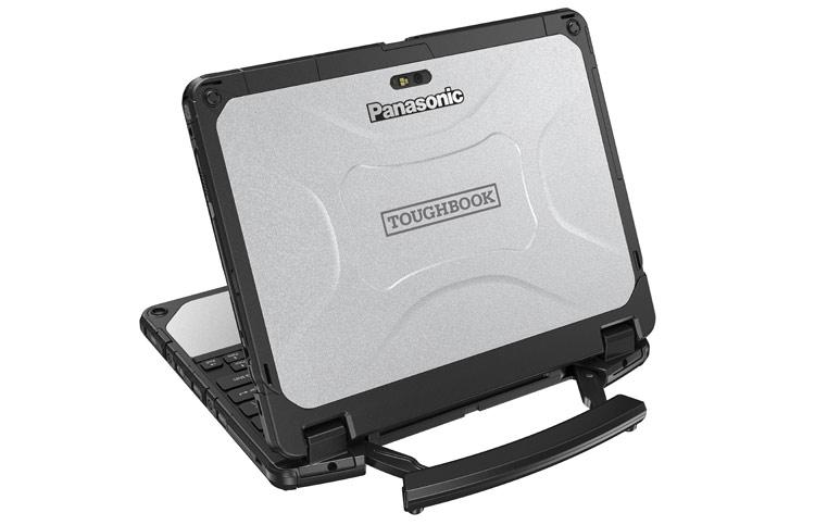 Новый полностью защищенный гибридный ноутбук Panasonic Toughbook 20 работает автономно целых 17 часов, но только со второй батареей и стоит он от $3100 - ITC.ua