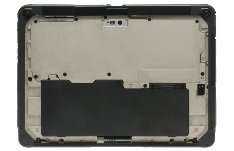 Новый полностью защищенный гибридный ноутбук Panasonic Toughbook 20 работает автономно целых 17 часов, но только со второй батареей и стоит он от $3100