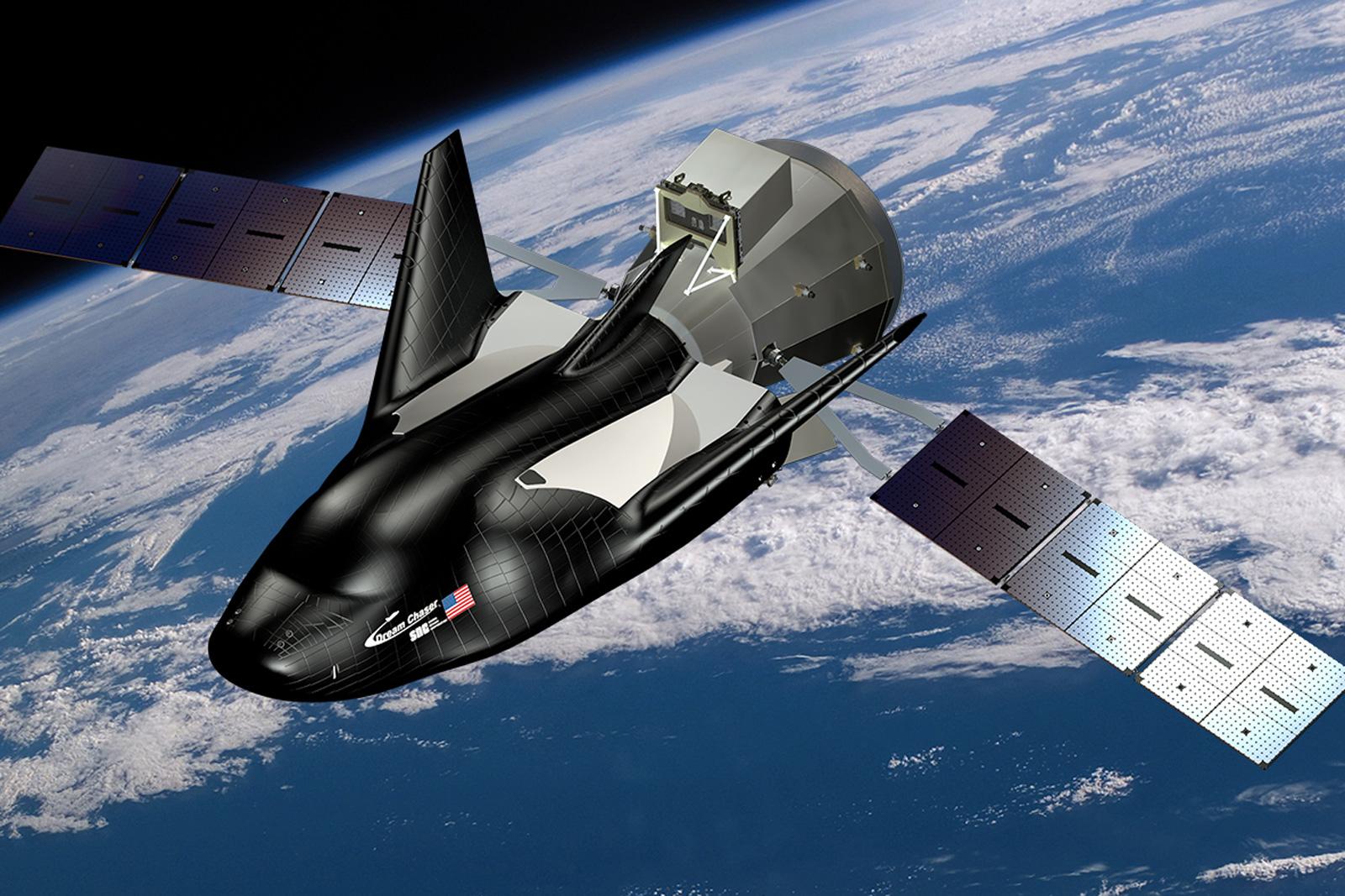 Космический челнок Dream Chaser отправится кМКС в 2020г