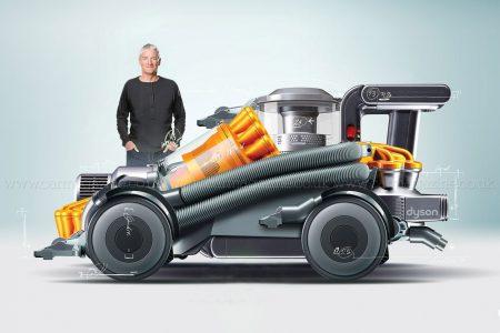 Dyson разрабатывает сразу три электромобиля, при этом дебютная модель выйдет без твердотельных батареей и тиражом не более 10 тыс. штук - ITC.ua