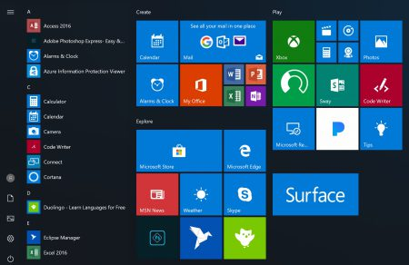 Microsoft разрешила «инсайдерам» устанавливать последние бета-версии приложений без обновления всей ОС и выпустила приложение Photos Companion для простого переноса фотографий из iOS в Windows