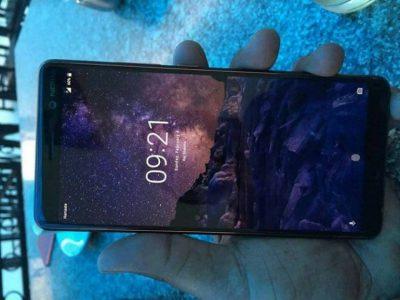 Опубликовано первое живое фото смартфона Nokia 7 Plus