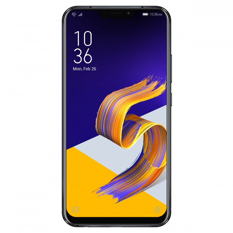 Представлены смартфоны ASUS Zenfone 5 и Zenfone 5z с вырезом в экране «меньше, чем у iPhone X», обилием функций ИИ и анимированными смайлами ZeniMoji - ITC.ua