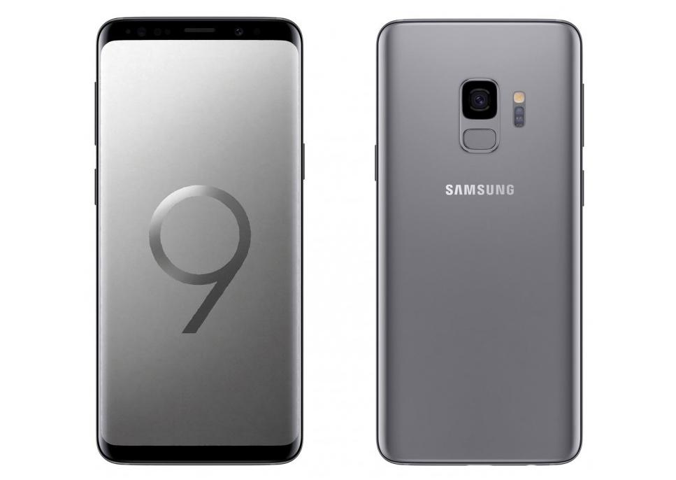 Samsung Galaxy S9: официальные изображения, характеристики, результаты теста GeekBench, дата выхода и цена