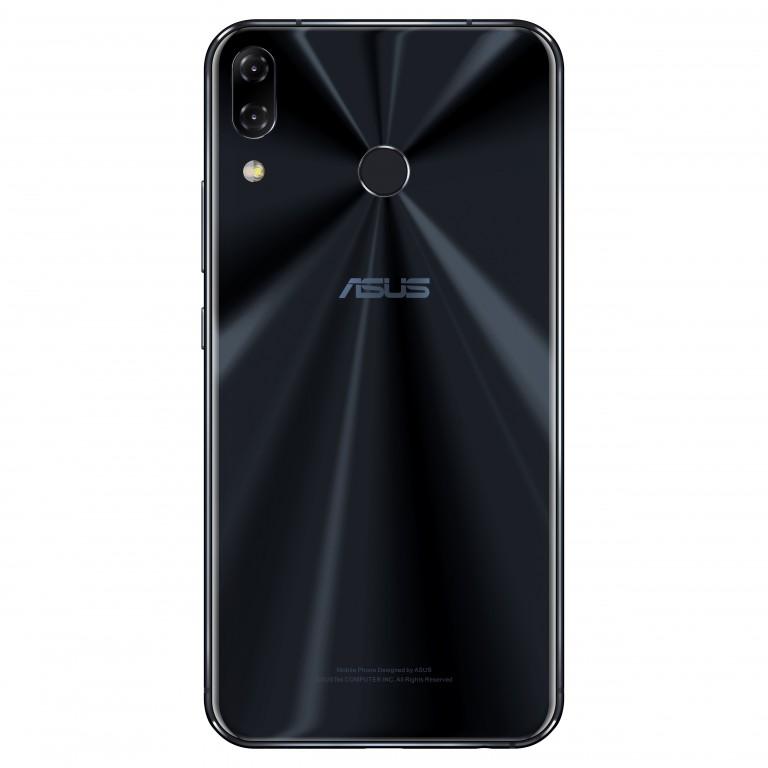 В Украине стартуют продажи флагманского смартфона ASUS ZenFone 5z с Snapdragon 845, 8 ГБ ОЗУ и накопителем на 256 ГБ по цене 18499 грн