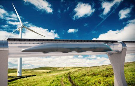 Министерство инфраструктуры словило Hype: Hyperloop будут тестировать в Днепре - ITC.ua