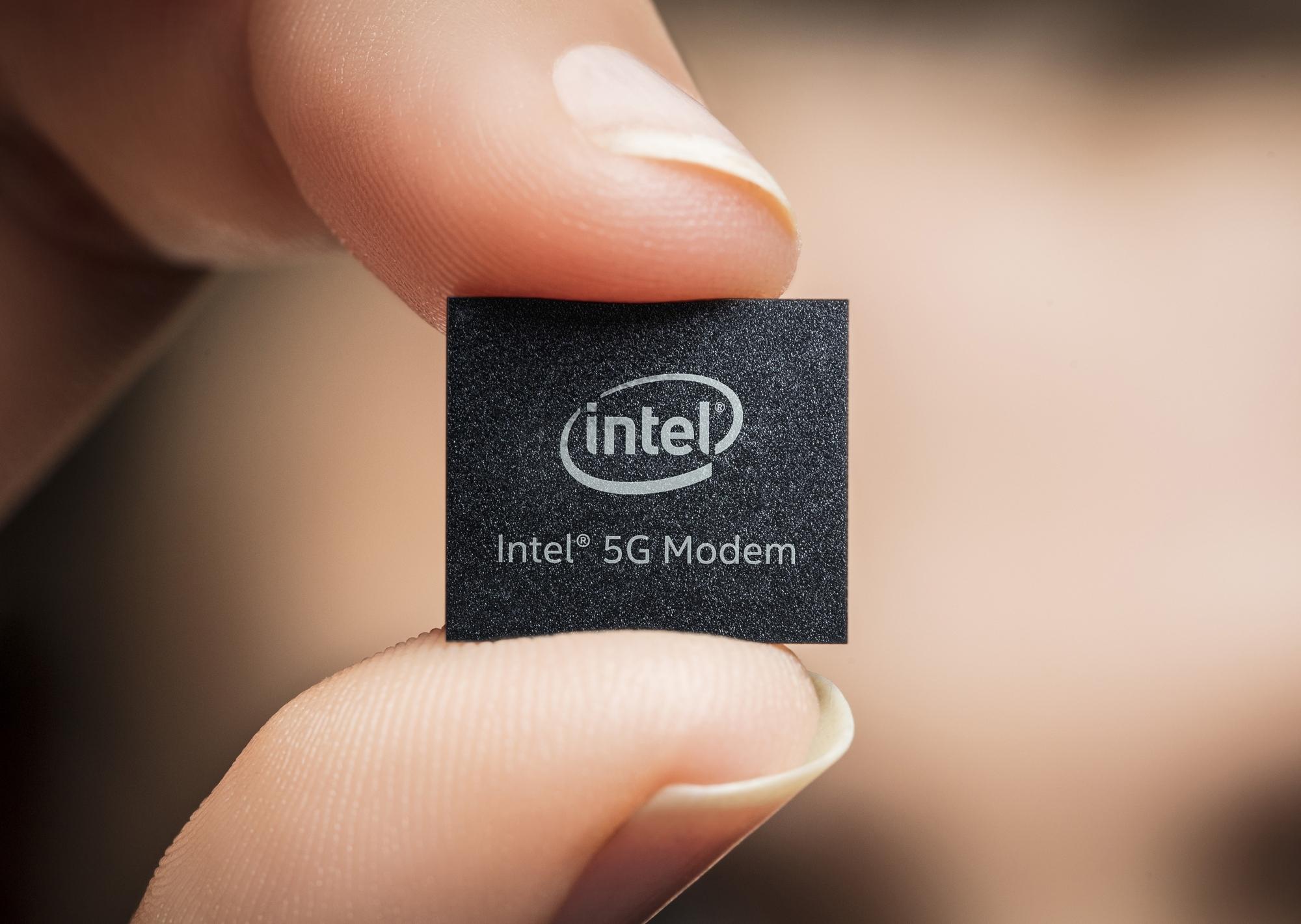 Компьютеры начнут поддерживать 5G в следующем 2019г.