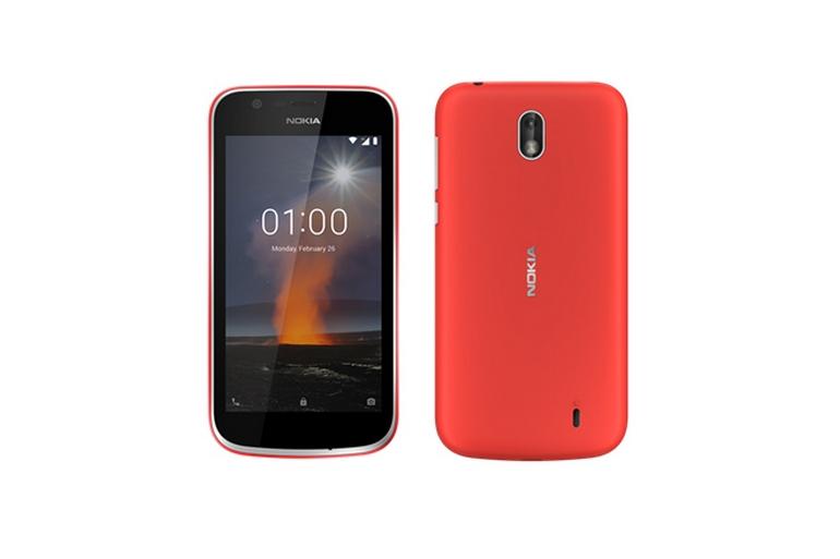 Нокиа 1— первый недорогой смартфон на андроид Go