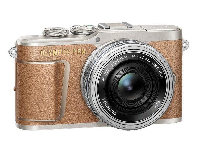 Компактная камера Olympus Pen E-PL9 формата Micro Four Thirds получила систему стабилизации и поддержку записи видео 4K