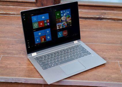 Lenovo показала гибридный ноутбук Yoga 730 с поддержкой Cortana и Alexa