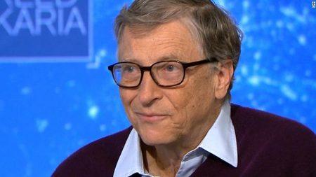 Билл Гейтс недоволен слишком низкими налогами (он перечислил в бюджет страны уже более $10 млрд)