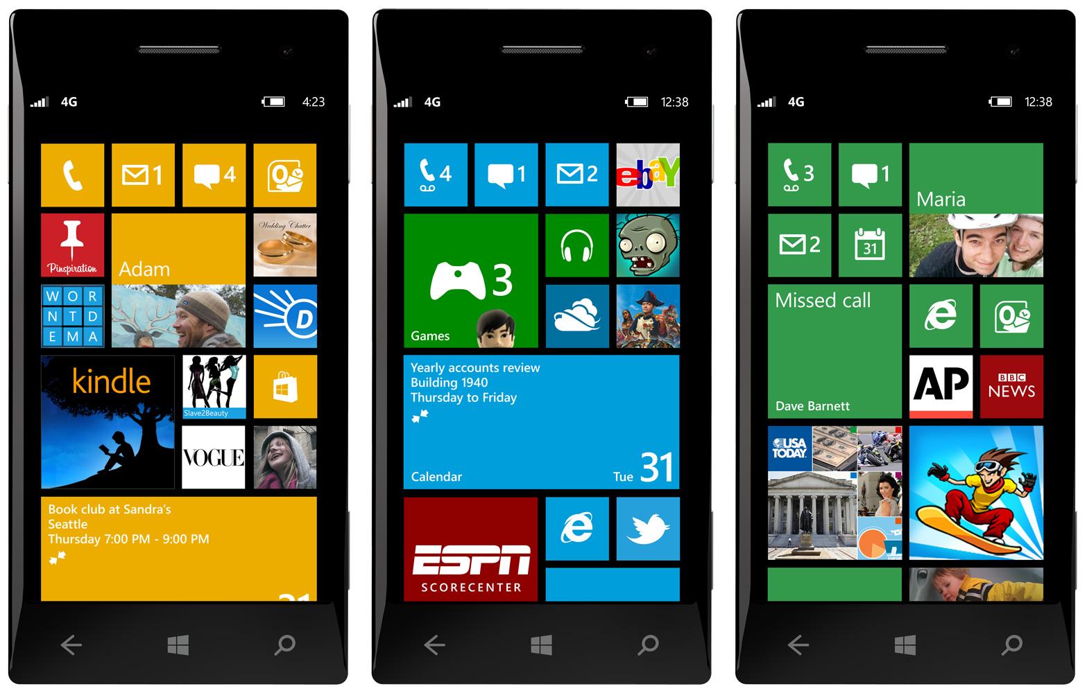 Microsoft случайно показала подробности оWindows 10