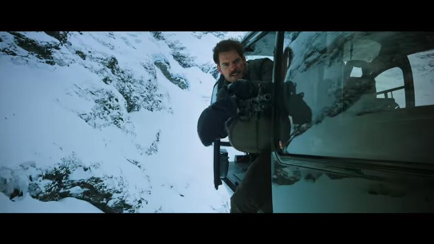Том Круз втрейлере фильма «Миссия невыполнима: Последствия»