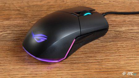 Обзор игровой мыши ASUS ROG Pugio