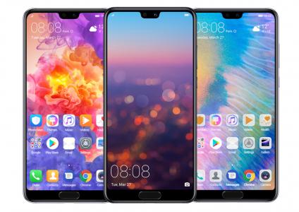 Смартфоны Huawei P20 и Huawei P20 Pro представлены официально