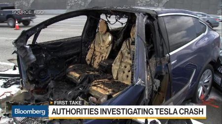 Погибший в аварии на Tesla Model X водитель неоднократно жаловался на неисправный автопилот