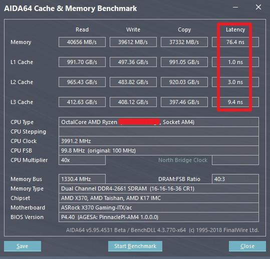 Появились результаты тестов процессора AMD Ryzen 7 2700X