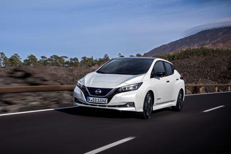 Ниссан планирует к 2022-ому торговать по1 млн электромобилей ежегодно