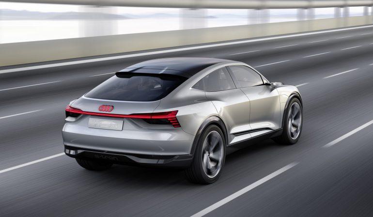 Ауди разработает четырехдверную электрическую модель e-tron Gran Turismo