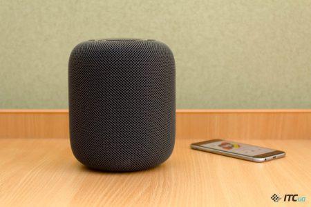 Обзор «умной» колонки Apple HomePod