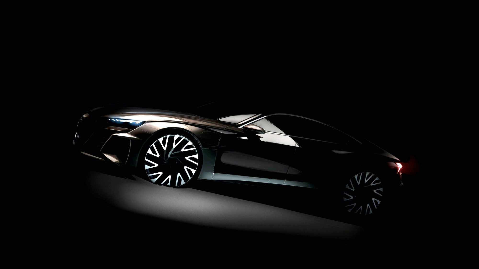 Ауди разрабатывает четырехдверный электрокар e-tron Gran Turismo