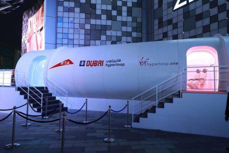Virgin Hyperloop One показала, как выглядит пассажирская капсула Hyperloop изнутри