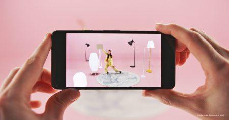 AR-приложение IKEA Place для подбора мебели вышло на Android