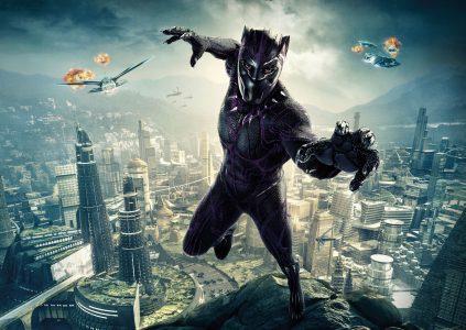 Фильм Black Panther / «Черная Пантера» уже собрал $500 млн в США и почти $400 млн за границей, заняв десятое место в рейтинге домашних сборов