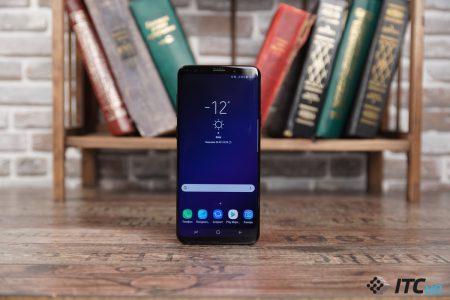 Samsung изучает сообщения о проблемах с экранами смартфонов Galaxy S9 и S9+