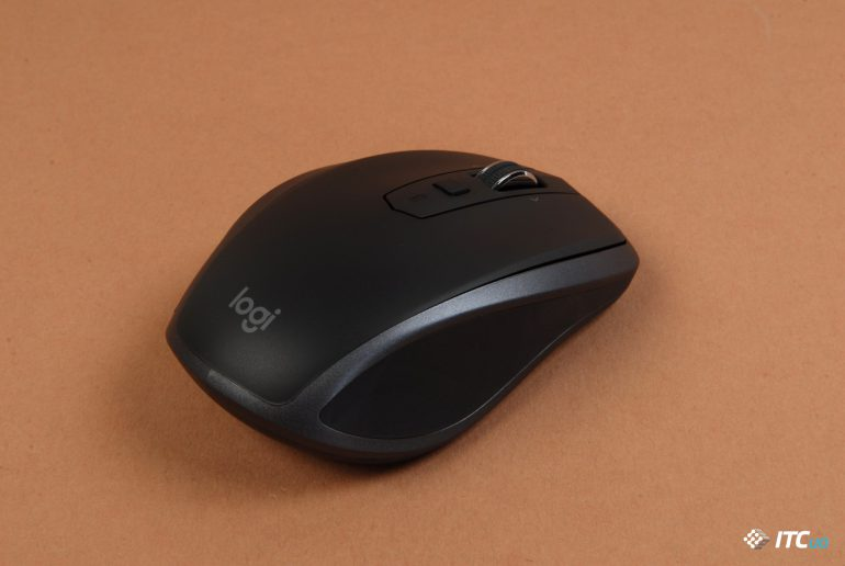 Обзор беспроводной мыши Logitech MX Anywhere 2S - ITC.ua
